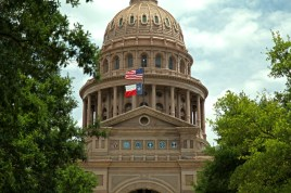 The Capitol of the Great State of Texas. What a beautiful building!