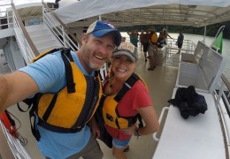 Photo Gallery: Behind the Scenes from Our Cruise in Costa Rica and the Panama Canal