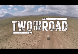 Two for the Road Episode 310: The Amazing Animals, Landscapes and Stories of the Galapagos