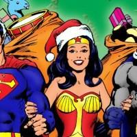 Off The Shelf:  DC Comics Holiday Specials