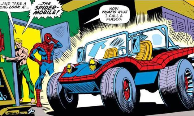 THN Answer of the Week 157: Favorite Fictional Vehicles