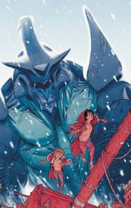 Giants #1 Review