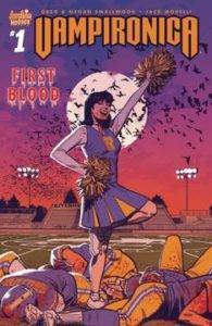 Vamperonica #1 Review