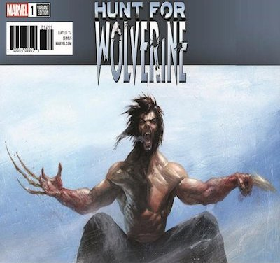 Hunt for Wolverine #1 Review