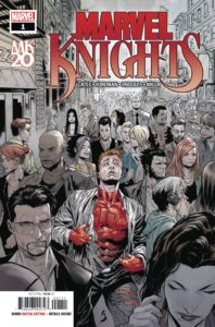 Marvel Knights 20th Anniversary #1 Review
