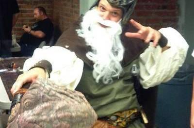 Two-Headed Nerd #529: Swords & Scrolls