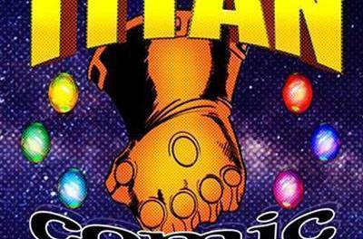 Introducing: Titan Comic Pressing!