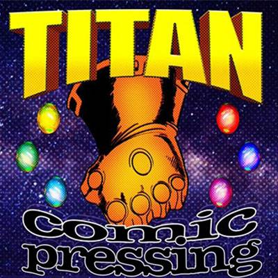 Titan Comic Pressing: Back Issues #6