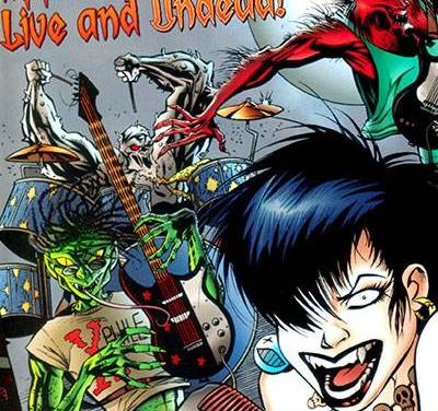 Two-Headed Nerd #567: Just Talkin' Bout ComicHub