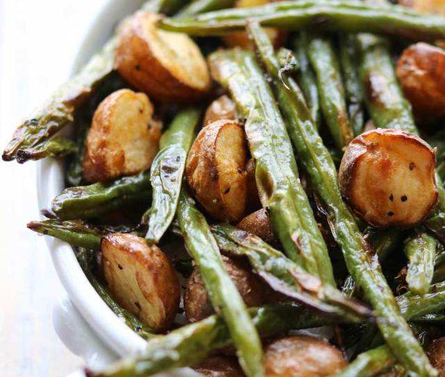 Best Thanksgiving Side Dish Recipes Blistered Green Beans From Two Healthy Kitchens