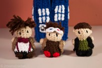 From left to right: Eleven, Ten, and Nine.