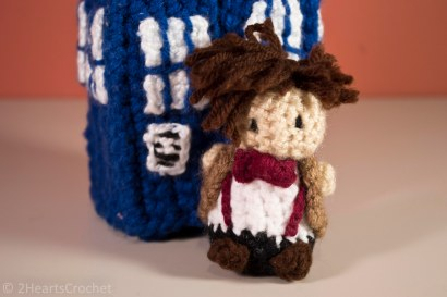 Eleven and his (Sexy) TARDIS!