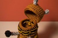 Amigurumi Dalek (10 of 14)