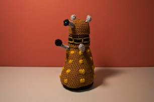 Amigurumi Dalek (5 of 14)