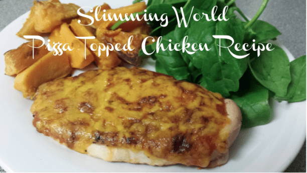 Slimming World Pizza Topped Chicken Recipe