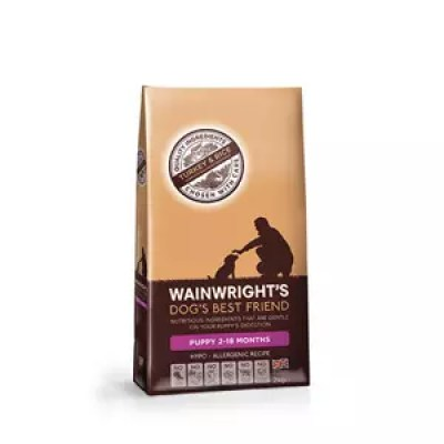 Wainwrights Grain Free Dog Food >> Wainwright's Dog Food Review and a Turkey and Cranberry Risotto Recipe - Two Hearts One Roof