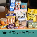 March Degustabox Review and Discount Code