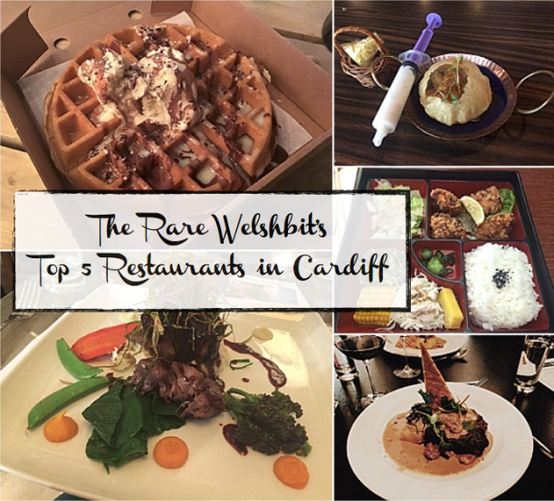 top 5 restaurants in cardiff