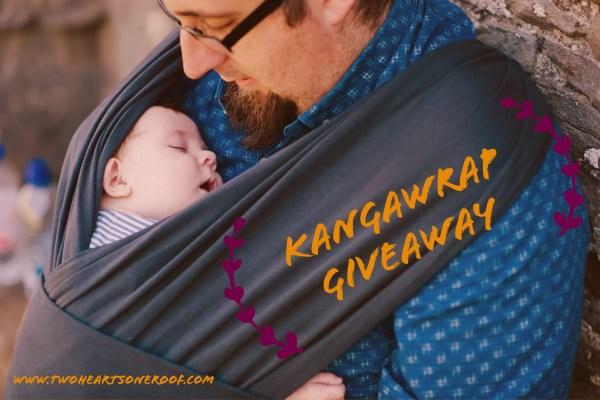 Kangawrap Giveaway - Babywearing