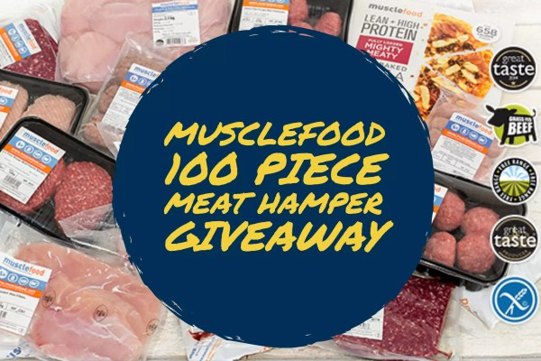 Musclefood Giveaway