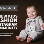 #MyTrendyTot – A New Kids Fashion Instagram Community!