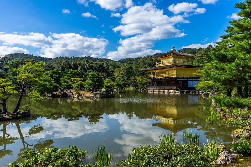 den gyldne pavillon