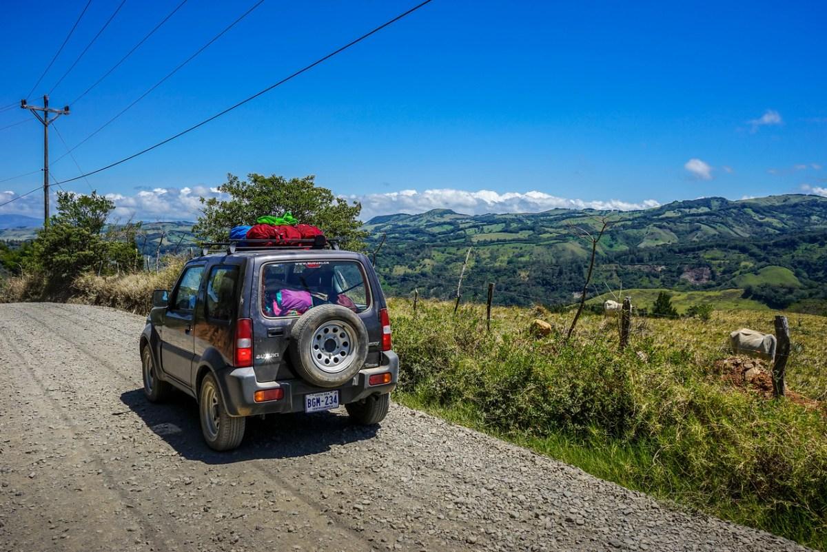road trip i costa rica