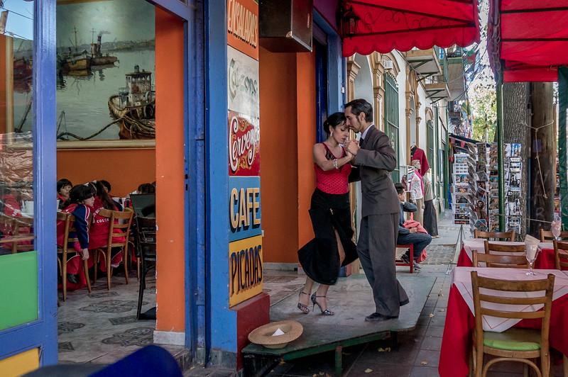tango i buenos aires