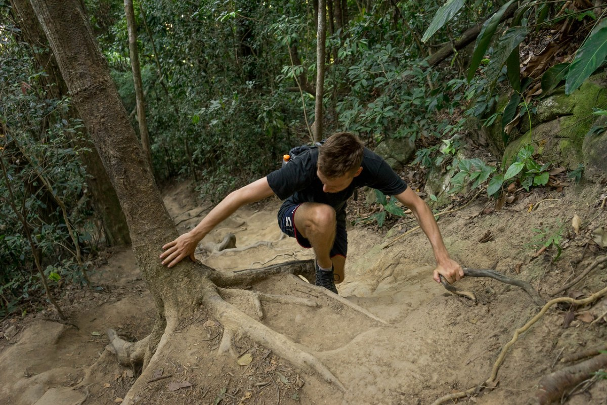 Mads der klatrer
