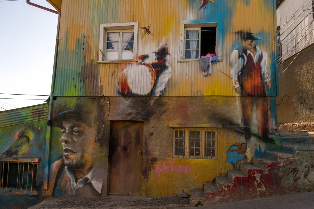 vægmaleri i Polanco