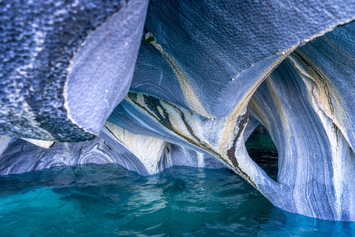 patagonien billeder marmorkatedralen
