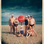 Channel Swimmers by Neal Slavin