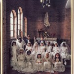 First Communicants by Neal Slavin