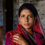 00736_05, 00736_01, Rabari woman, Rajasthan, India, 2010,