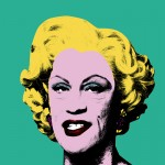Sandro Miller, Andy Warhol / Green Marilyn (1962), 2014