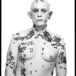 Sandro Miller, Richard Avedon / Ronald Fisher, Beekeeper, Davis, California, May 9 (1981), 2014