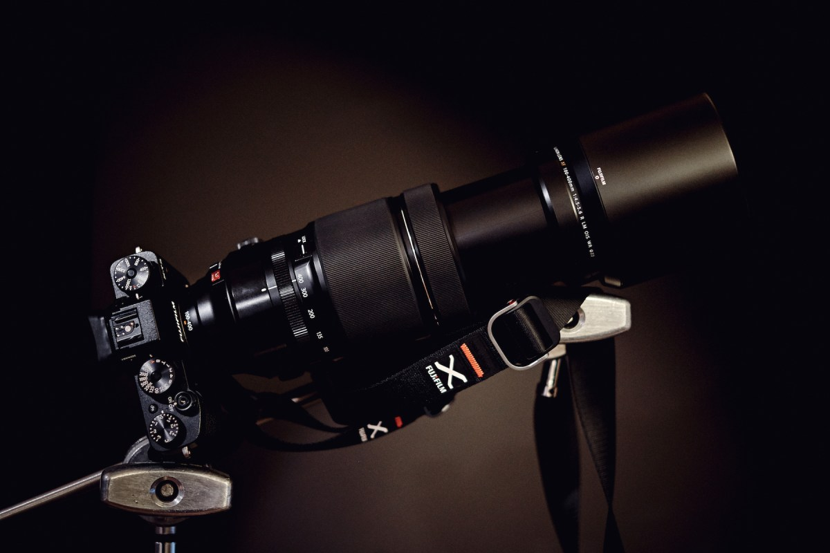 Review: XF100-400mm F4.5-5.6 R LM OIS WR