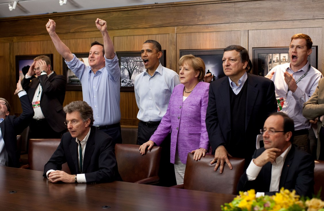 G8 Lying Politicians