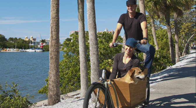 Bethany-Martin Metrofiets Cargo Bike