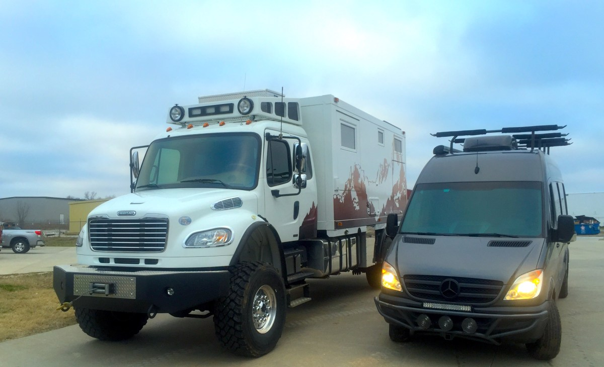 selecting the right expedition chassis u2013 two if overland