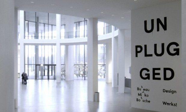 Unplugged. bureau mirko borsche design works!u201c in der pinakothek der