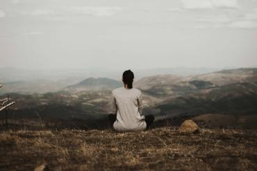 sposoby na relaks - medytacja