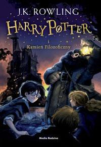 Książki z dzieciństwa Harry Potter