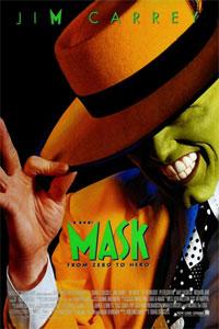 okładka dvd filmu maska