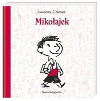 Mikołajek - książki z dzieciństwa