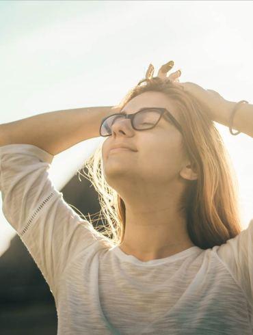 Planowanie przyjemnych rzeczy relaksuje i zmniejsza poziom stresu.