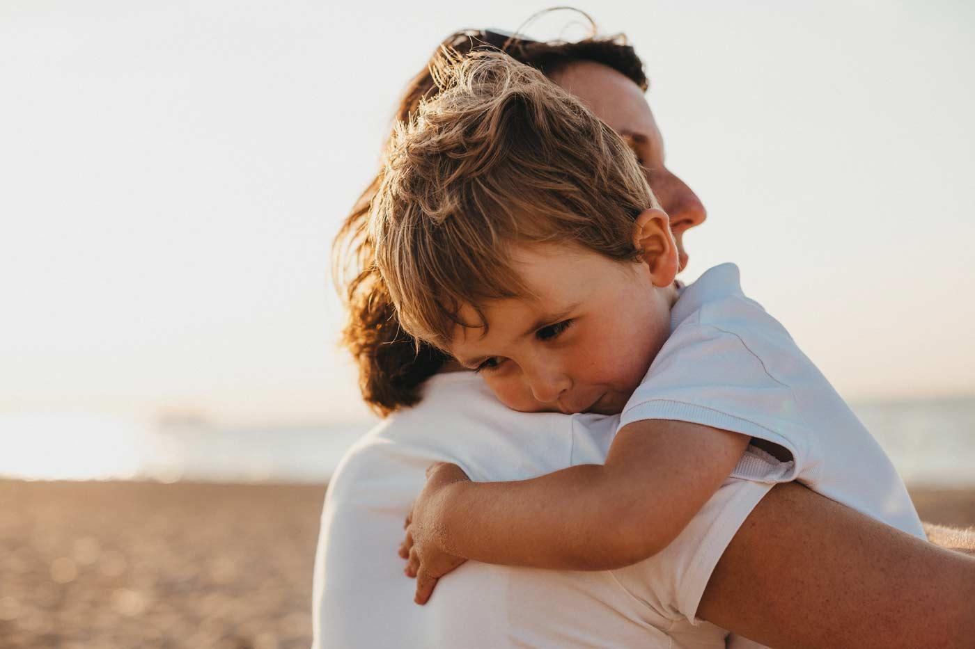 Drobne przyjemności to także przytulanie