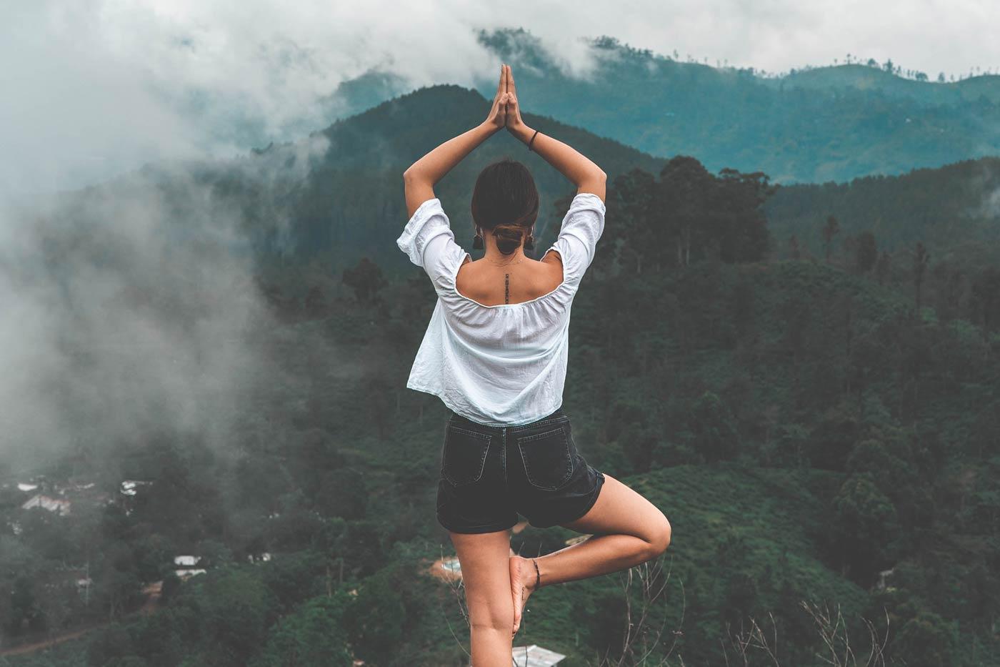 15 miut jogi dziennie ma pozytywny wpływ na nasze samopoczucie