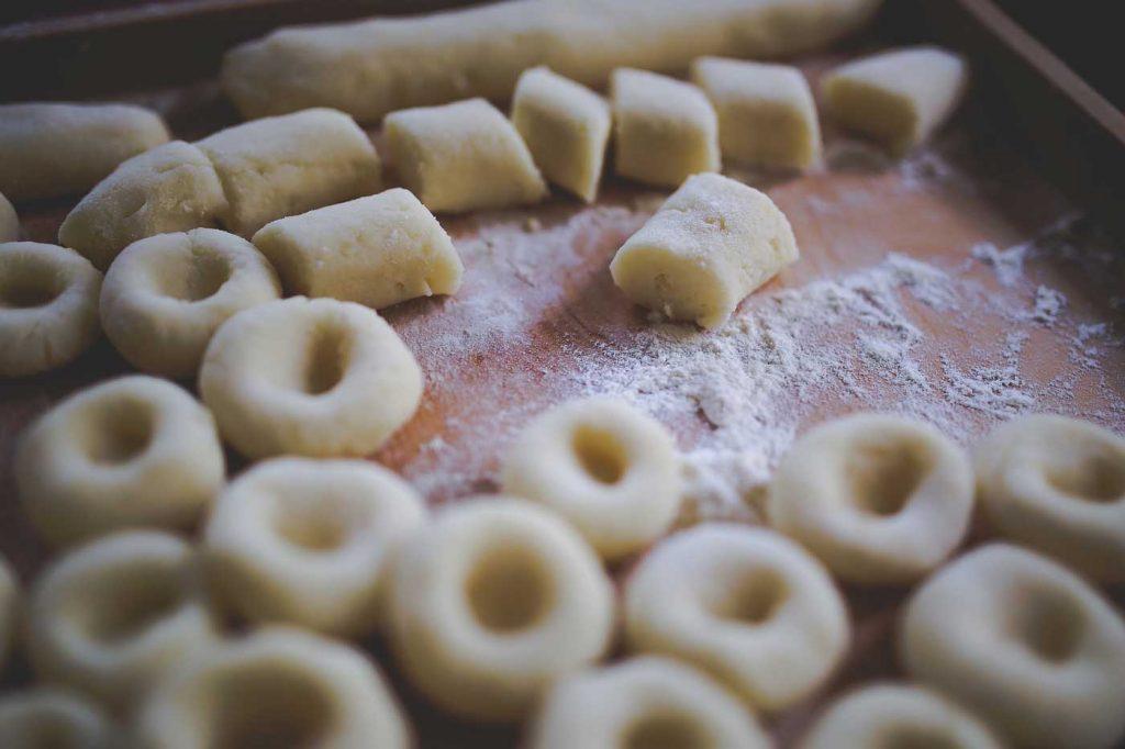 Potrawy regionalne - kluski śląskie