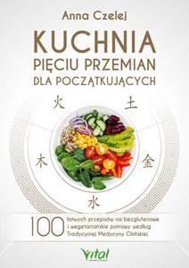 okoładka książki kuchnia pięciu przemian dla początkujących